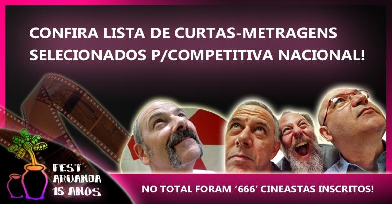 15ª Edição do FestAruanda  anuncia filme sobre 'Paralamas' na abertura e lista de 15 curtas da competitiva nacional