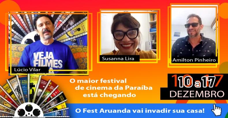 15ª Fest Aruanda realiza pela primeira vez edição online, divulga longas-metragens selecionados e novidades da edição comemorativa dos 15 anos