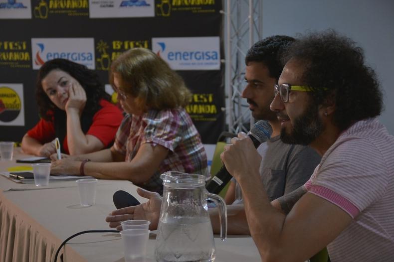 Cineastas debatem produção exibida no Aruanda e destacam crescente mercado paraibano