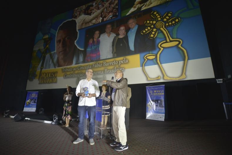 Cineastas são homenageados pelo 14º Fest Aruanda do Audiovisual Brasileiro