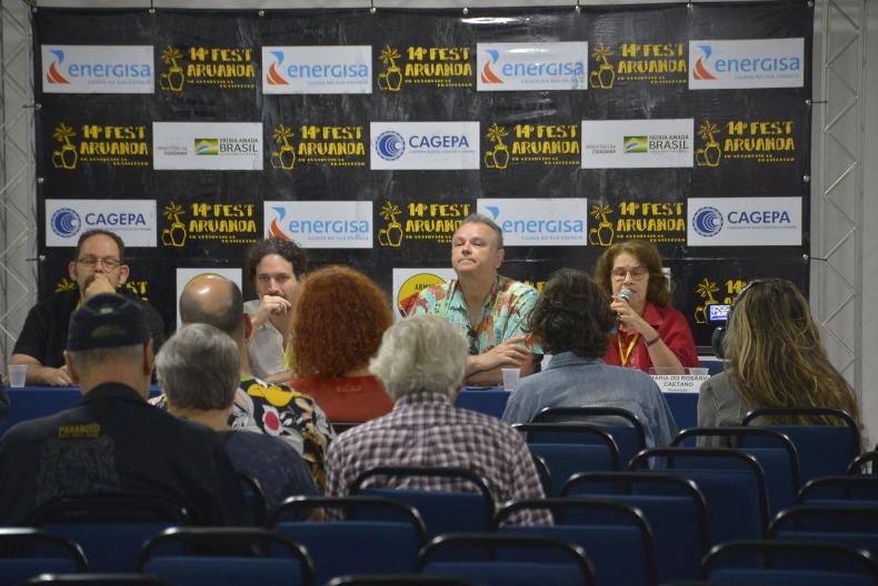 Debates do Fest Aruanda avaliam filmes exibidos na segunda-feira