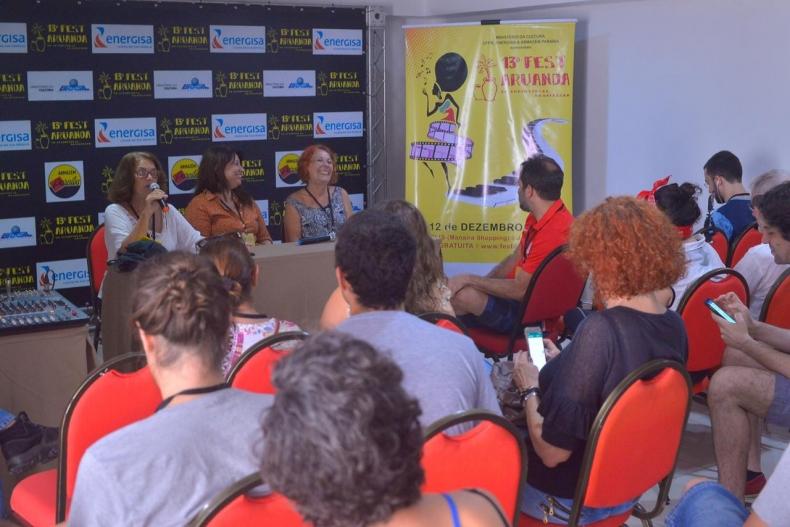 Diálogos Audiovisuais marcam a manhã deste sábado (8) na programação do Fest Aruanda