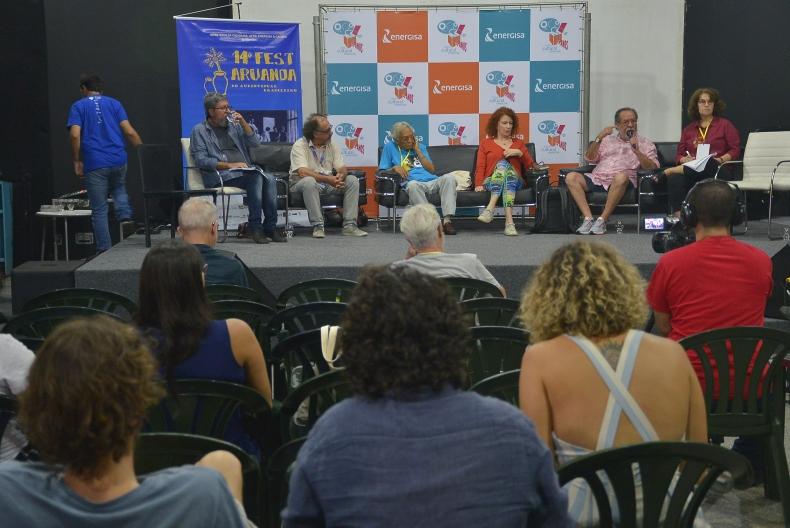 Fest Aruanda promove debates sobre política cultural e filmes exibidos no final de semana